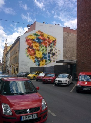 The inventor of the Rubik's cube is from Budapest