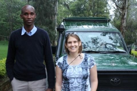 William from Rwanda National University