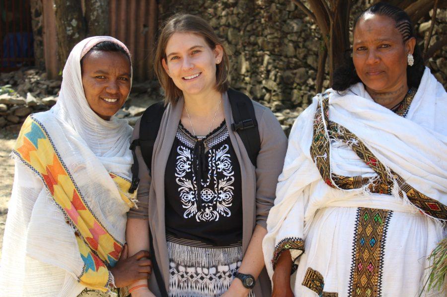 Celebrating Christmas in Gondar