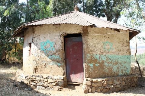 Falasha Village, Gondar