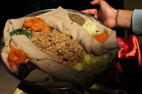 Food at Ben Abeba