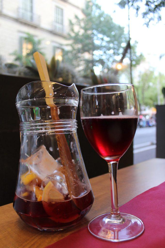 Barcelona Sangria