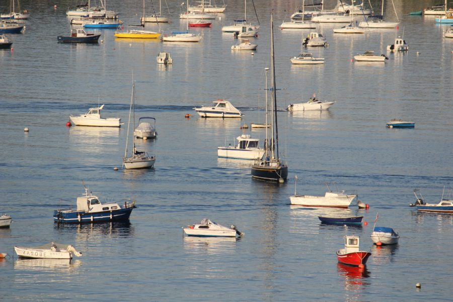 Hondarribia Boats