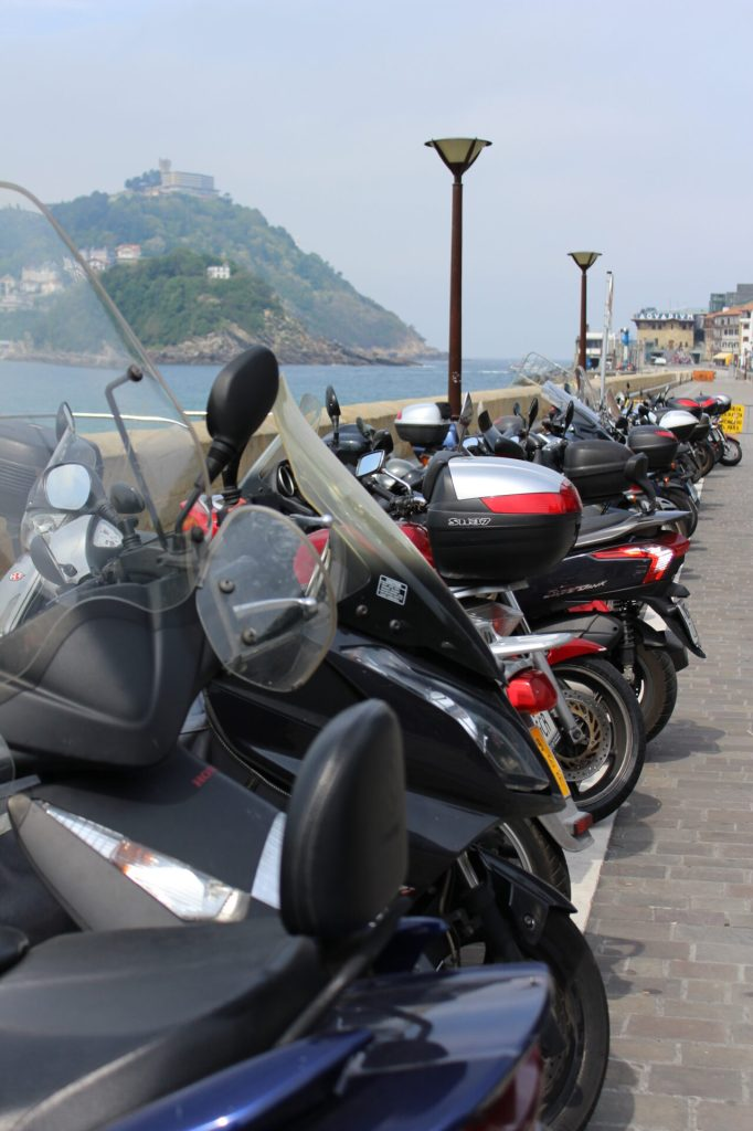 San Sebastian Motorcycles - Basque Seaside