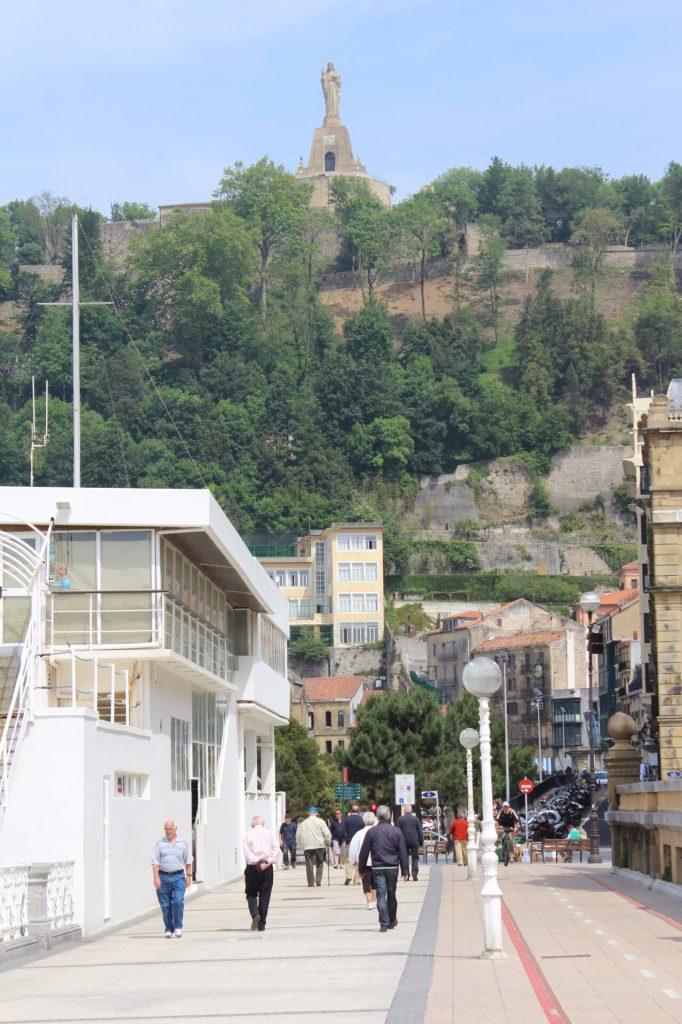 San Sebastian Promenade