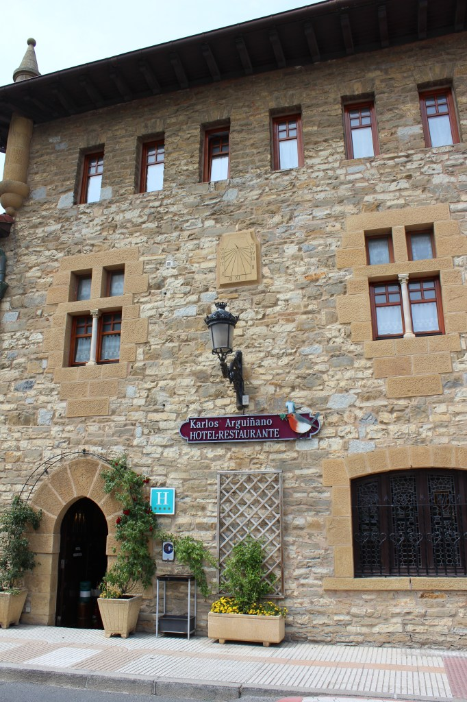 Karlos Arguiñano Hotel and Restaurant - Zarauz
