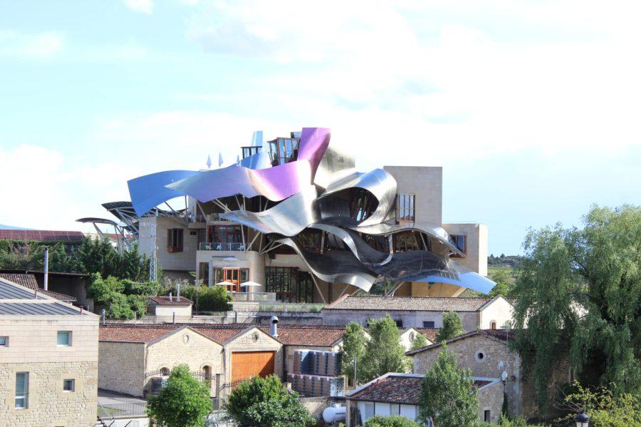 Guggenheim in Rioja