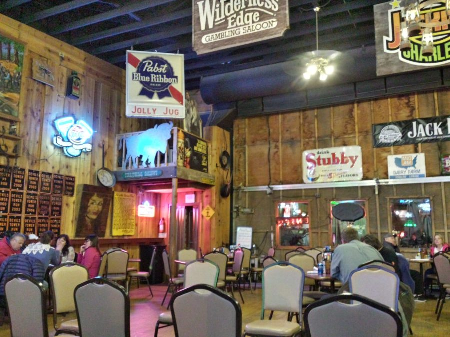 Buffalo Bodega Saloon