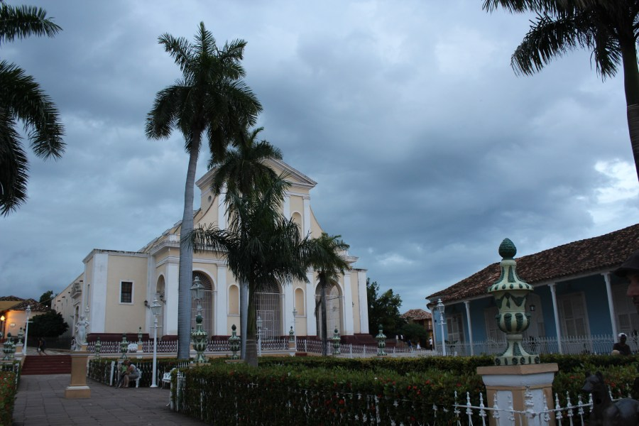 Main Square in Trinidad