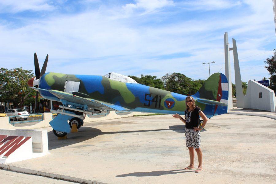 Bahía de Cochinos aircraft