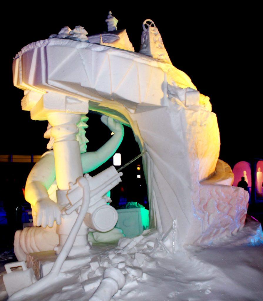 IceSculptureMiner