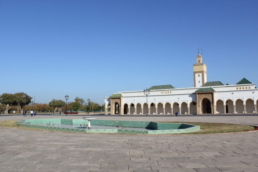 Royal Palace in Rabat