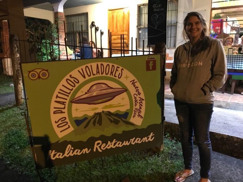 Best restaurant in Nuevo Arenal