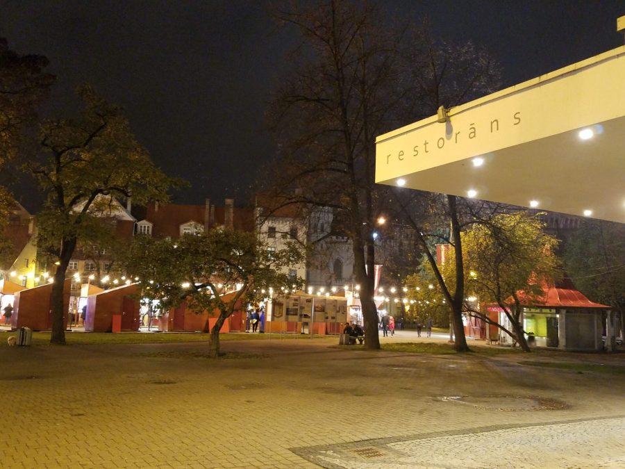 Kaļķu vārti - dinner in Riga