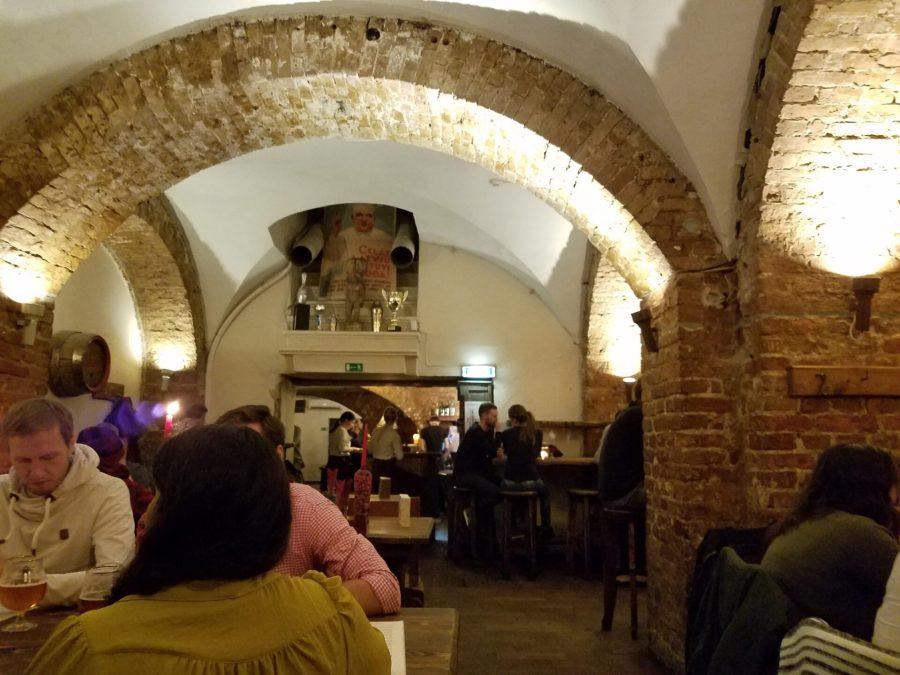 The Cave - 19 Peldu Iela