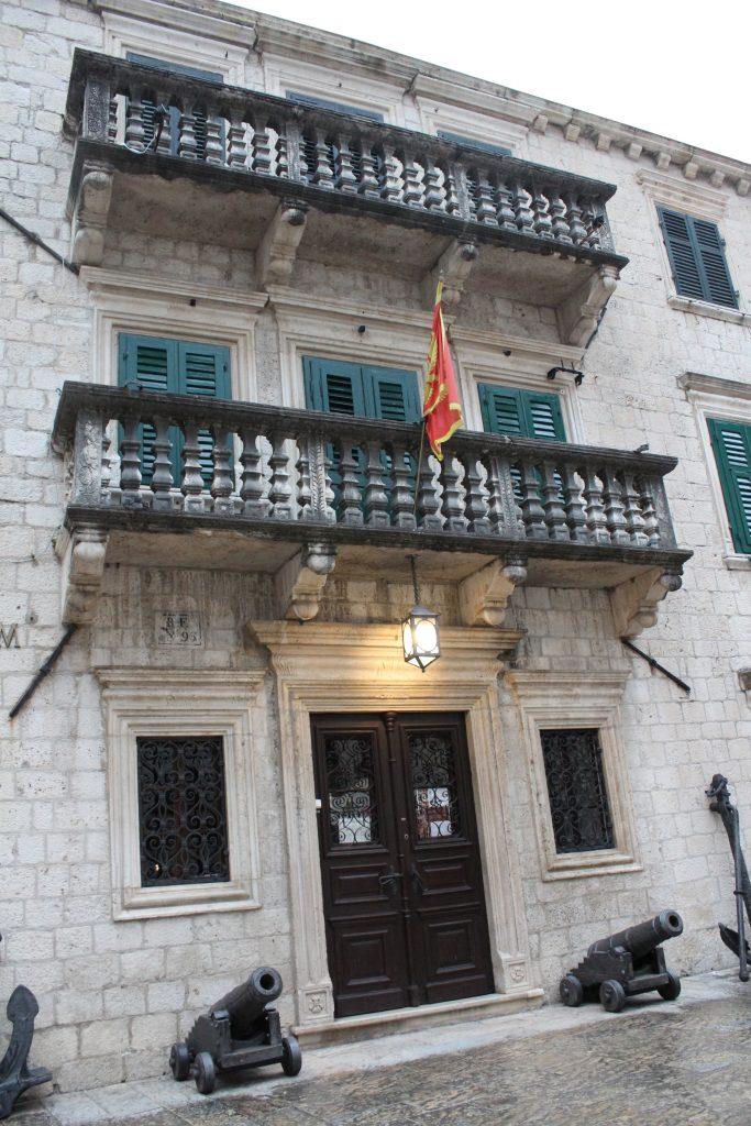 Kotor Maritime Museum