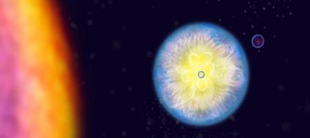 Something a little bit.. planetary
