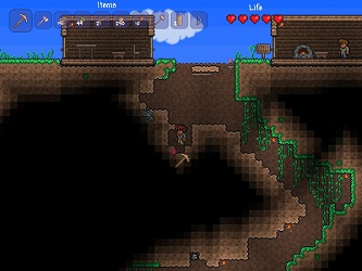 Terraria Isn't My Cup Of Tea | Hacked by Medo