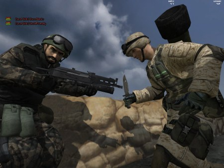 Can't beat some Battlefield 2.
