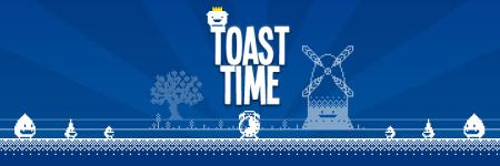 Toast me!!