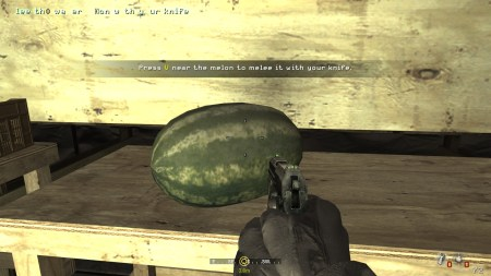 This melon defines Modern Warfare