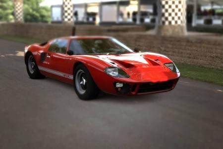 Gran Turismo 6 GT40