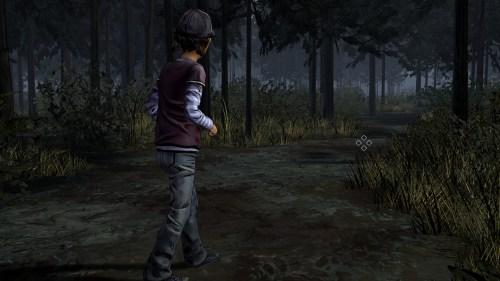 Walking Dead S201 Clementine Path