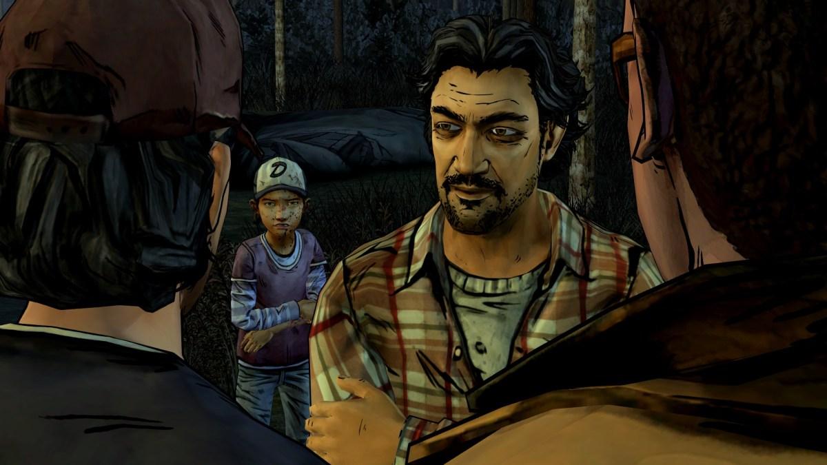 Walking Dead S201 New Group