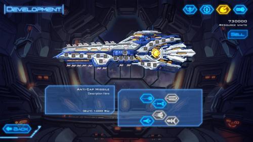 Sierra Ops development screen screenshot