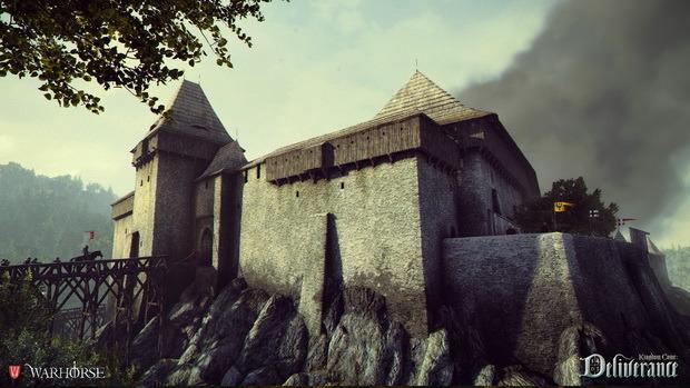 Kingdom Come: Deliverance Castle Walls