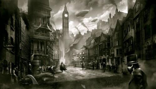 Blackmore concept art