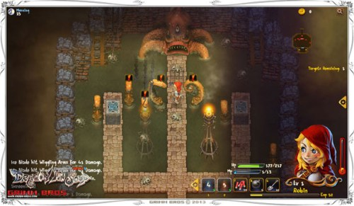 Screenshot of Dragon Fin Soup