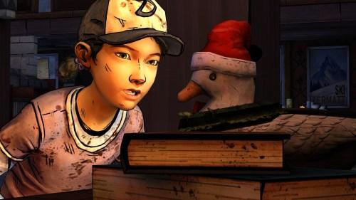 Walking Dead S2E2 Christmas Duck