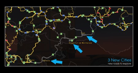ETS2 - post-patch map