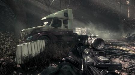 Those trucks in Ghosts were the highpoint.