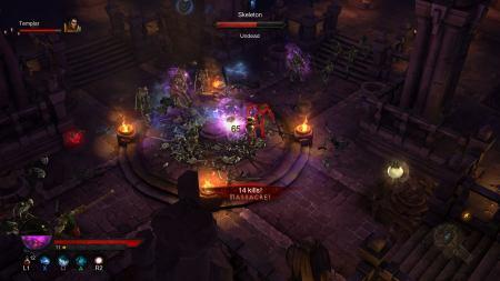 Diablo on PlayStation