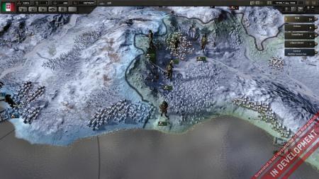 Hearts of Iron IV - Italy Snow