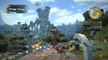 Some of the vistas in FFXIV are really special.