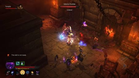 Diablo console
