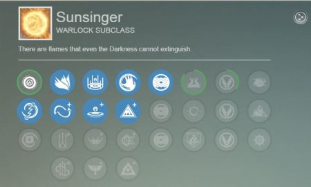 My Warlock sub-class. Need more skills!