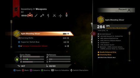 Just look at those Berserk modifiers!