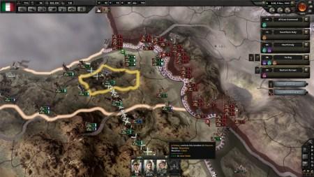 Turkey proved to be regular battleground.