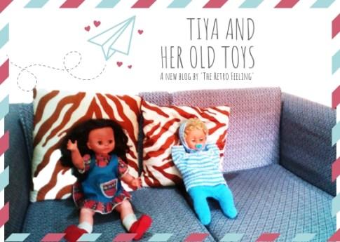 Tiya's dolls