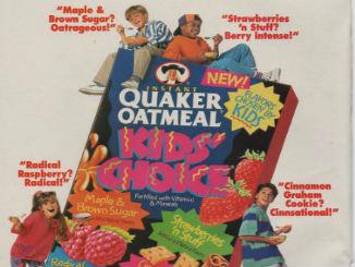 Kids Choice Oatmeal