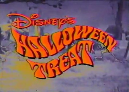 Disneys Halloween Treat