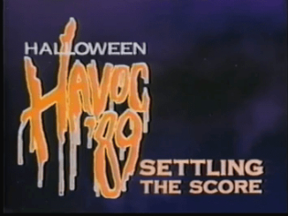Halloween Havoc 89