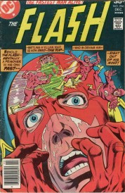 The Flash 256 Cover