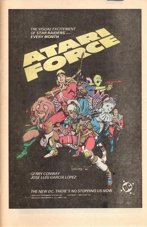 Firestorm 22 Atari Force