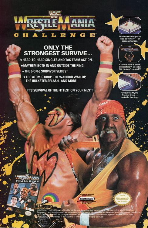 Adventures of Superman 475 WrestleMania Challenge