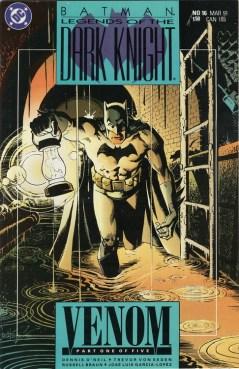 Batman Legend of the Dark Knight Venom